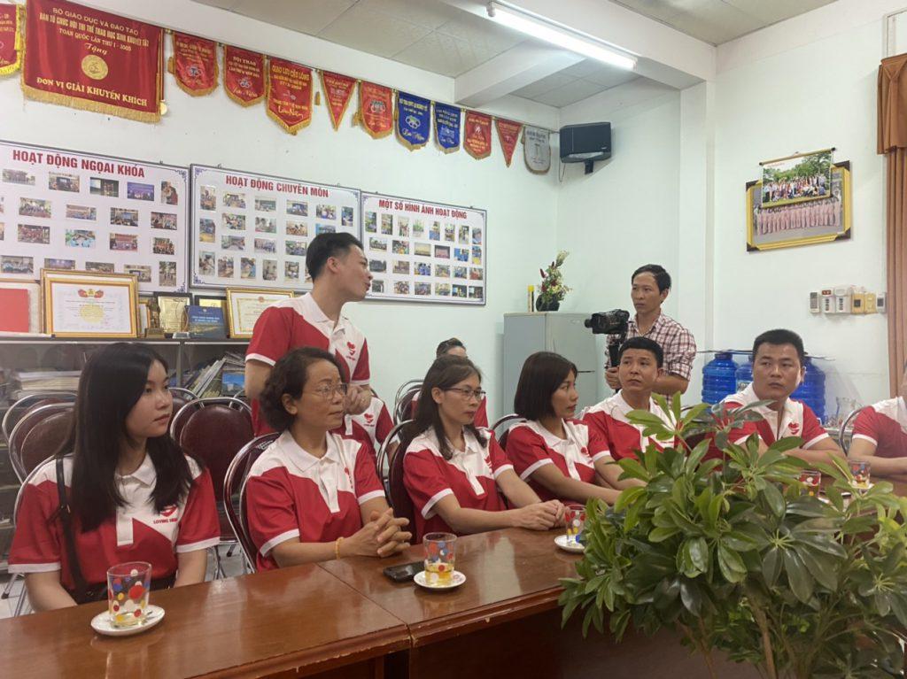 tổ chức thiện nguyện Vietsmile
